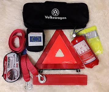 Набір автомобіліста, набір для авто Фольсваген Volkswagen Еліт