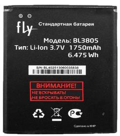 Аккумулятор (Батарея) IQ4402 Era Style 1 BL3805 (1750 mAh)