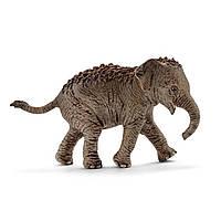 Игрушка-фигурка Азиатский слон детеныш Schleich 14755