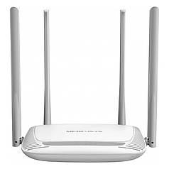Беспроводной маршрутизатор Mercusys MW325R 4 антенны мощный Wi-Fi родительский контроль