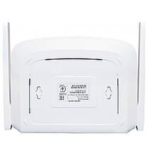 Бездротовий маршрутизатор Mercusys MW305R v2 (N300, 1*FE Wan , 3*FE LAN , 3 антени), фото 3