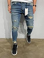 Мужские джинсы Black Island