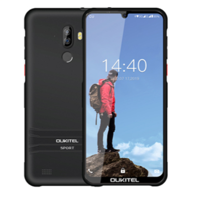 """Защищенный противоударный неубиваемый смартфон Oukitel Y1000 - MTK6580, 6.1""""IPS, 2/32GB, 3600 mAh - фото 2"""
