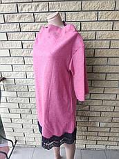 Платье женское с кружевной отделкой высокого качества брендовое ENVYME, Украина (ARBER), фото 3