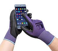 Перчатки для сенсорного экрана - ПУ A195, фото 1