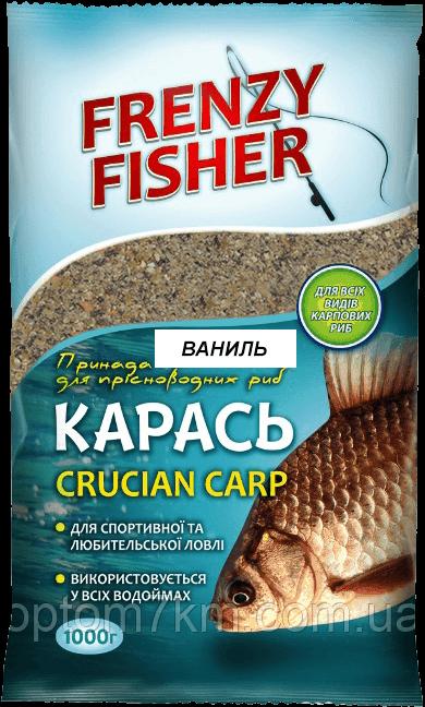 """Прикормка Frenzy Fisher """"Империя"""" Карась-мед"""