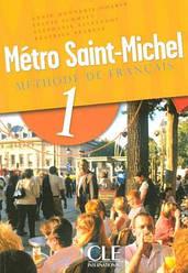 Metro Saint-Michel 1 Livre de L`eleve