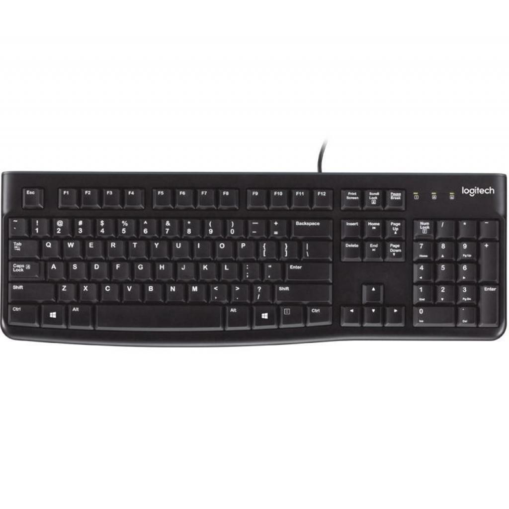 Клавиатура Logitech K120 Ru (920-002522)