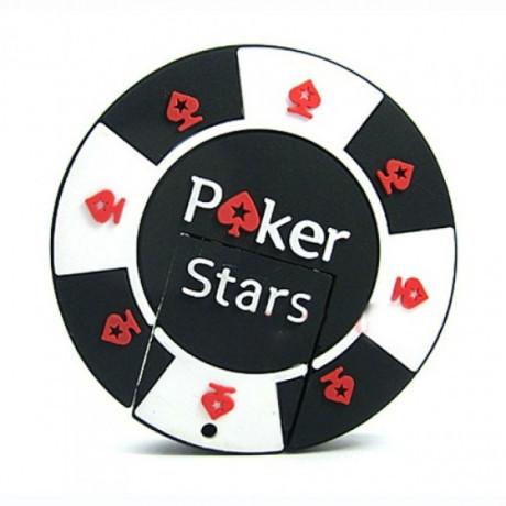 """Флешка """"Покерная фишка Poker Stars"""", 32 Гб"""