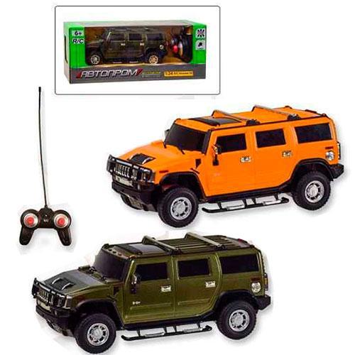 """Машина на радиоуправлении """"Автопром"""" Hummer H2 8806A"""