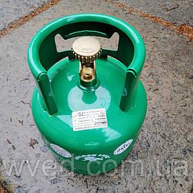 Баллон газовый Rudyy 5литров