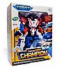 Робот-трансформер Tobot Tritan Mini Champion Тобот Тритан Чемпион  529, фото 3