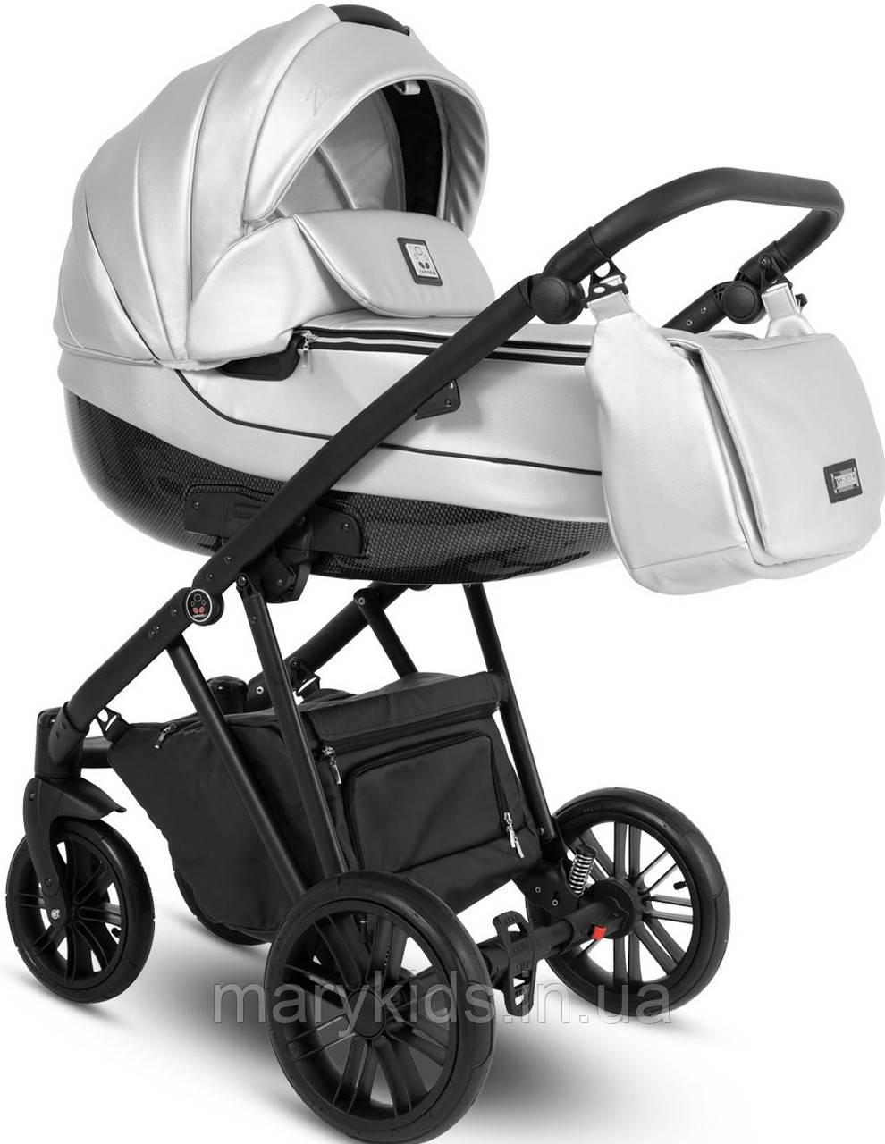 Детская универсальная коляска 2 в 1 Camarelo Zeo Eco - 07