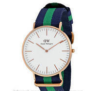 Часы Daniel Wellington ( green blue )