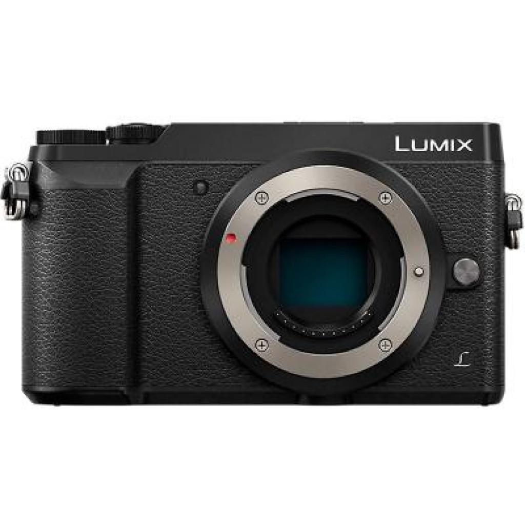 Цифровой фотоаппарат PANASONIC DMC-GX80 Body (DMC-GX80EE-K)