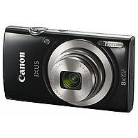 Цифровой фотоаппарат Canon IXUS 185 Black (1803C008AA)