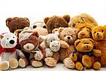 Роль мягких игрушек в развитии ребенка