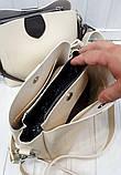 Женская Сумочка  клатч  кож.зам на плечо. В расцветках., фото 3