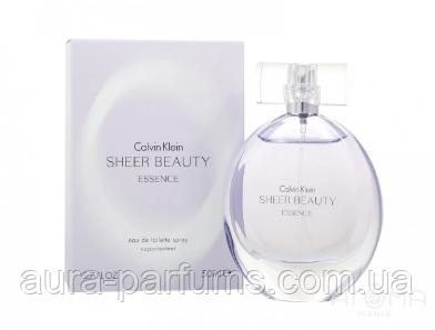 Calvin Klein  Sheer Beauty Essence edt 50 ml. w оригинал