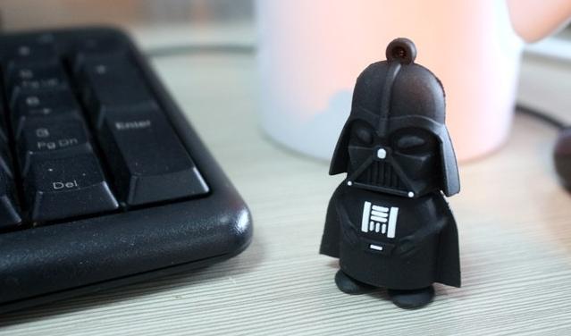 """Флешка-игрушка """"Звездные войны, Дарт Вейдер"""" 32 Гб, фото 2"""