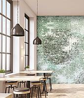 Дизайнерское панно в современном интерьере Spring Water 155 см х 250 см