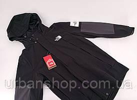 Вітровка The North Face black XL. TNF тнф. Куртка The North Face.