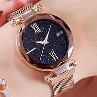 Женские наручные часы Starry Sky watch gold, фото 1