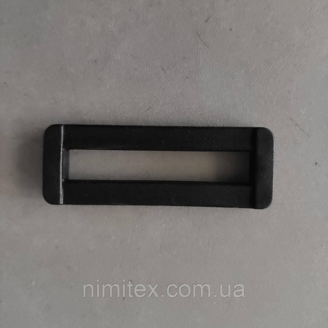 Рамка пластик 50 мм черная