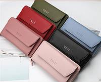 Женский клатч сумочка Baellerry Leather