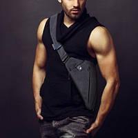 Мужская сумка через плече мессенджер Cross Body (Кросс Боди)