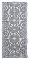 "Льняное полотенце ""Мерцание"" (50 на 115 см), фото 1"