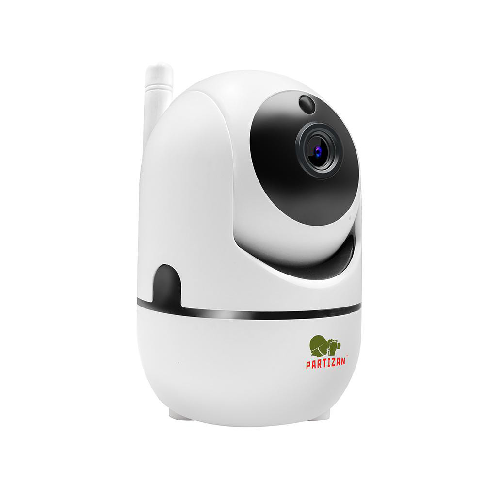 Внутренняя Wi-Fi IP видеокамера Partizan Cloud robot FullHD (IPH-2SP-IR)