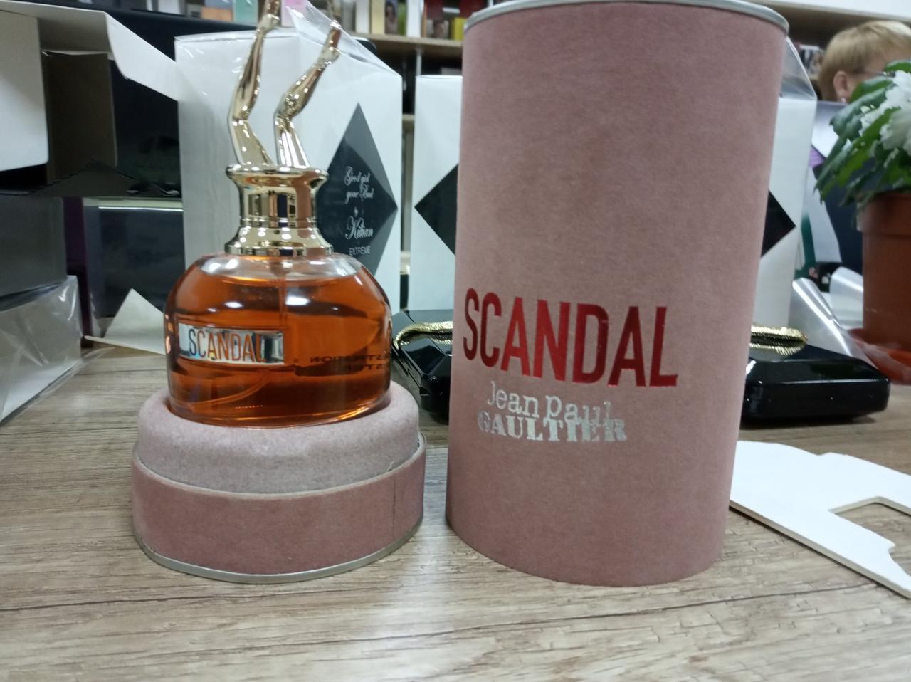 Jean Paul Gaultier Scandal edp 80ml Tester