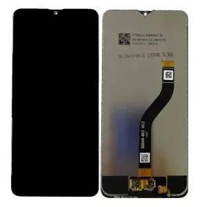 Дисплей з сенсором Samsung A207 Galaxy A20s Black, GH81-17774A, оригінал, фото 2