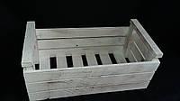 Ящик из дерева для цветов (размер 39Х20Х16см) 165\135 (цена за 1 шт. +30 грн.)