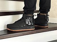 Кросівки чоловічі Air Force 1  чорні