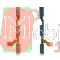 Шлейф  Xiaomi Mi A1 Mi 5X MDG2 MDI2 с кнопкой включения и кнопками громкости