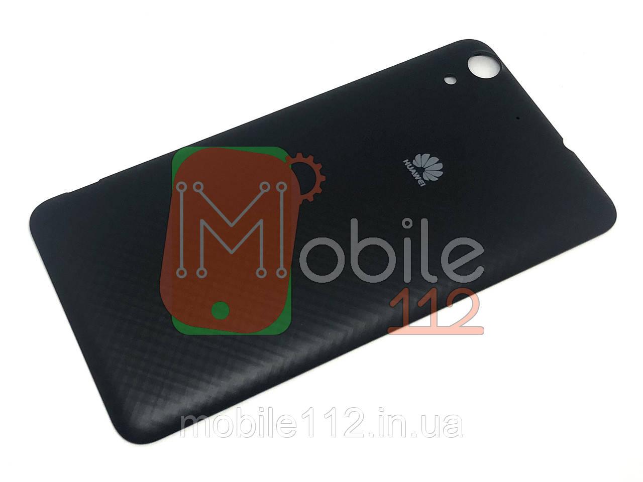 Задняя крышка Huawei Y6 II (CAM-L21), Honor 5A (CAM-AL00) черная