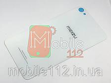 Задняя крышка Meizu U20 (U685H) белая