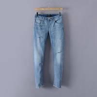 Крутые джинсы-слимы, фото 1