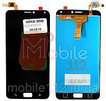 """Экран (дисплей) Asus ZenFone 4 Max 5.5"""" ZC554KL - 4A067WW + тачскрин черный"""