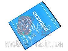 Аккумулятор (АКБ батарея) Doogee X6 / X6 Pro, 2500mAh