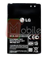 Аккумулятор (АКБ батарея) LG BL-44JN оригинал E400 E405 E410 E420 E425 E430 E435 E460 E475 E510 E610 E612 E615 E730 E739 P690 P698 P699 P970 X130 X135