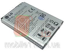 Аккумулятор (АКБ батарея) LG BL-52UH кач AAA D280 D285 D320 D321 D325 D329 H420 H422 H440 MS323 LS620 Escape 2 2100 mAh