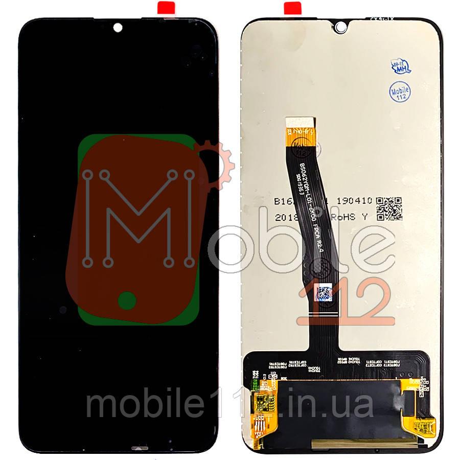 Экран (дисплей) Huawei P Smart 2019 POT-LX1 LX3 LX2J LX1AF LX1RUA + тачскрин черный