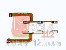 Шлейф Meizu M3 /M3 mini (M688H)/M3s (Y685)/M3s mini, з кнопкою включення, з кнопками регулювання гучності