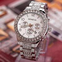 Часы женские Geneva ( silver )