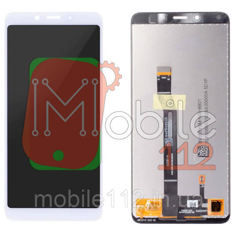 Экран (дисплей) Xiaomi Redmi 6, Redmi 6A M1804C3DG M1804C3DH M1804C3DI + тачскрин черный