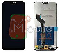 Экран (дисплей) Xiaomi Mi A2 Lite, Redmi 6 Pro m1805d1sg + тачскрин черный