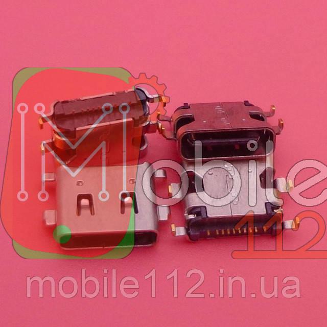 Роз'єм зарядки Sony G3112 Xperia XA1 Type Dual-C